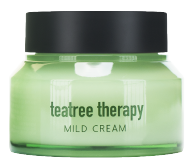 EUNYUL Tea Tree Therapy Mild Cream, 70g