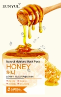 EUNYUL Natural Moisture Mask Pack Honey, 22ml