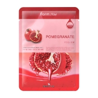 FarmStay Visible Difference Mask Sheet Pomegranate, 23ml