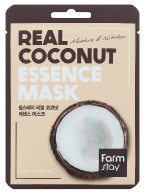 FarmStay Real Coconut Essence Mask, 23ml