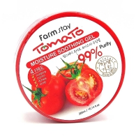 FarmStay Tomato Moisture Soothing Gel, 300ml