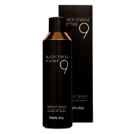 FarmStay Black Snail & Peptide Perfect Serum, 120ml