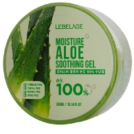 LEBELAGE Moisture Aloe Purity 100% Soothing Gel, 300ml