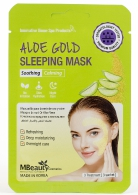MBeauty Aloe Gold Sleeping Mask, 7g x 3pcs