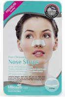 MBeauty Pore Cleansing Nose Strips, 3pcs*5g