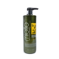 Mielle Professional Natural Green Shampoo Femme, 1000ml