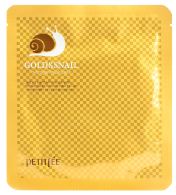 PETITFEE Gold & Snail Hydrogel Mask Pack, 30g