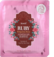KOELF Ruby & Bulgarian Rose Hydro Gel Mask Pack, 30g