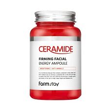 FarmStay Ceramide Firming Facial Energy Ampoule, 250ml