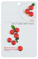 EUNYUL Apple Daily Care Sheet Mask, 22g, 3 шт